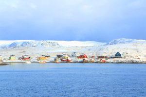 Norwegen Hurtigruten Winterimpression ©HorstReitz