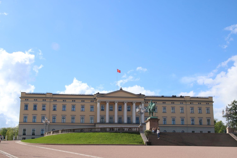 Königliches Schloss Oslo ©HorstReitz