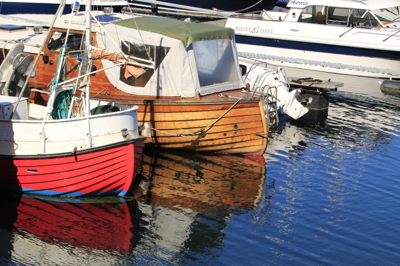 Trondheim Bootshafen ©HorstReitz