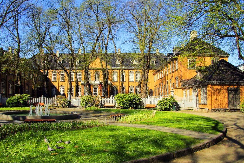Trondheim Stiftsgarden ©HorstReitz