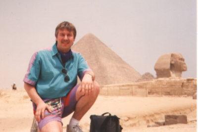 Ägypten Gizeh 1992 ©HorstReitz