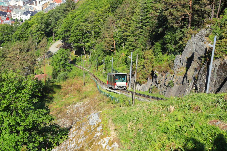 Bergen Blick vom Floyen ©HorstReitz