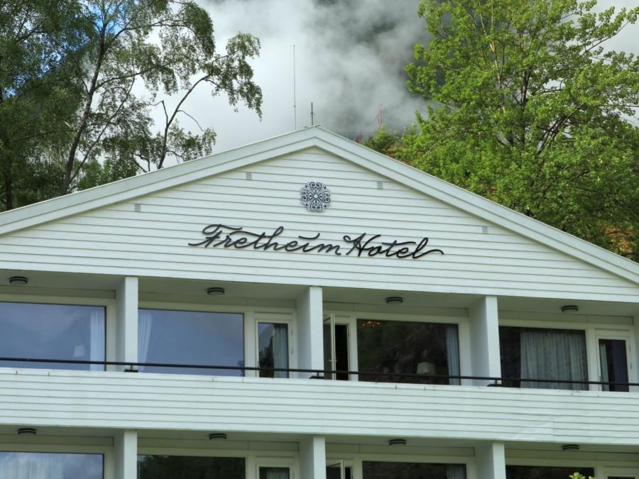Flåm Hotel Frietheim©HorstReitz