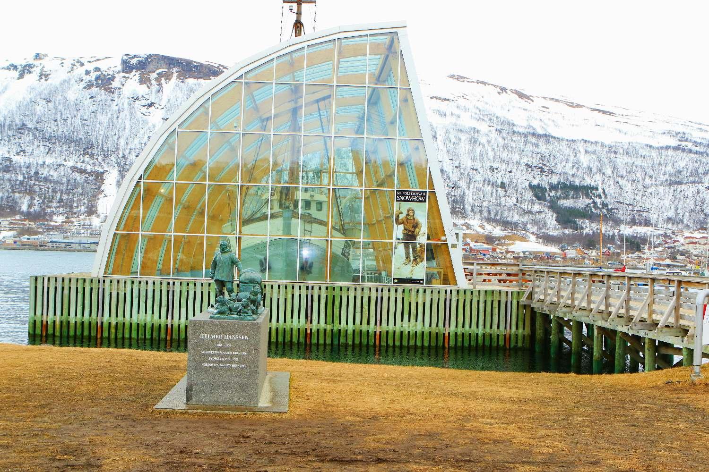 Tromsø, No Troms Polaria ©Horst Reitz