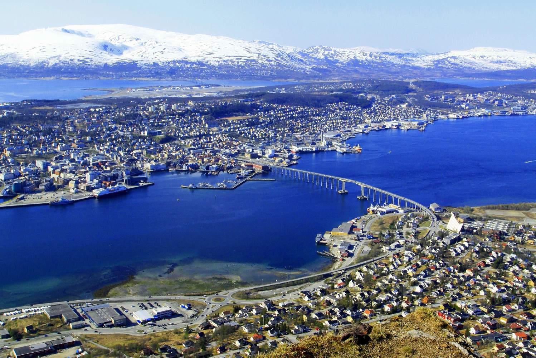 Tromsø No Troms ©Horst Reitz