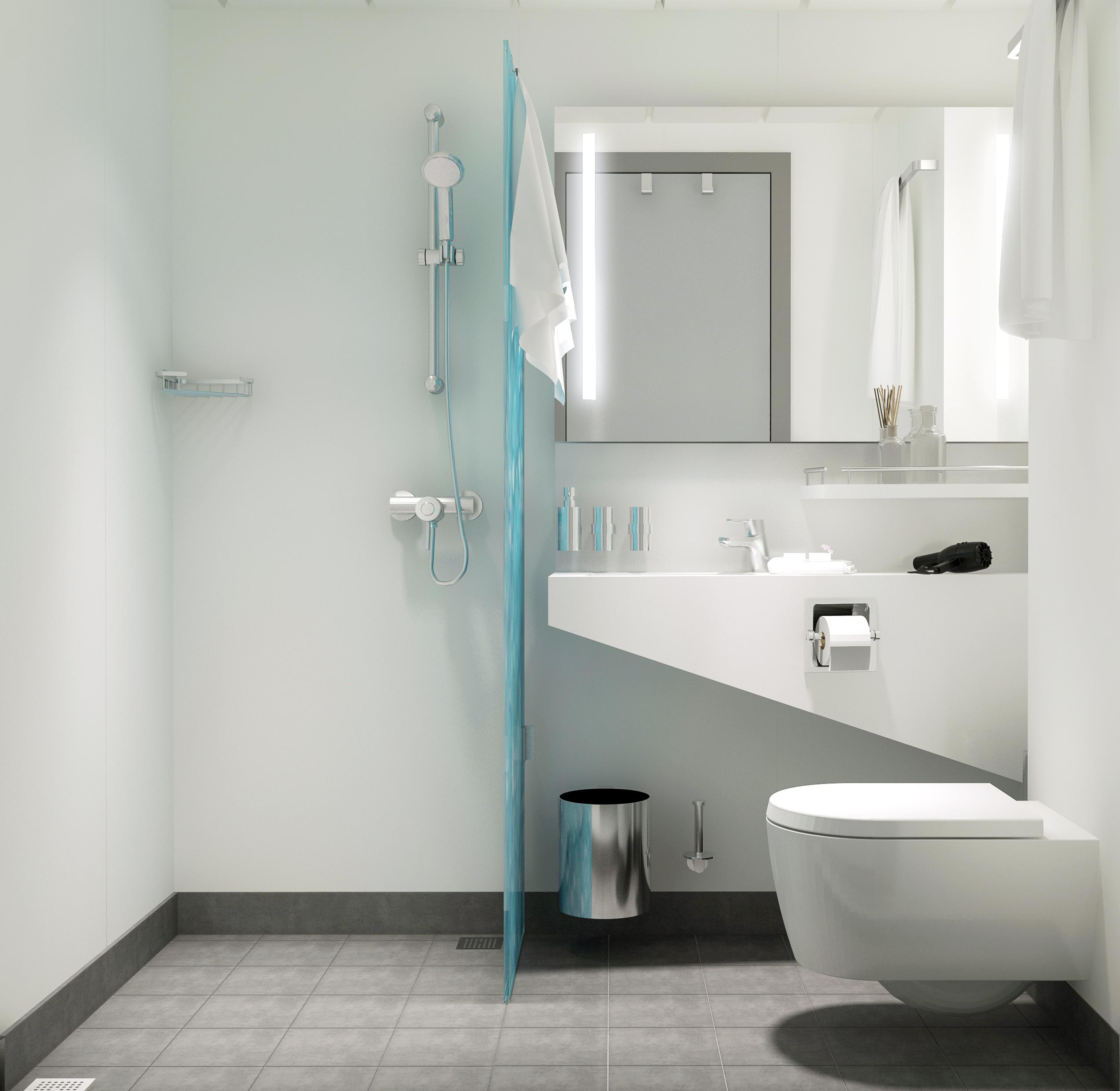 Havila Bad/Toilette Innen / Aussen